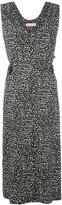 Marni printed shift dress - women - Cotton - 40