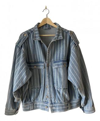 Benetton Blue Denim - Jeans Jackets
