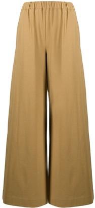 Joseph Paper wide-leg cotton trousers
