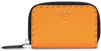 Fendi Small Zip-Around Coin Pouch