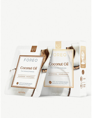 Foreo UFO Smart Mask Treatment Coconut Oil pack of six