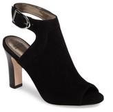 Johnston & Murphy Women's Cassie Peep Toe Sandal