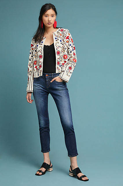 Closed Baker Mid-Rise Slim Jeans