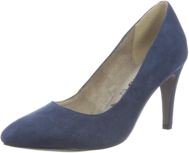 Tamaris Blue Flats For Women on Sale ShopStyle UK