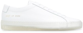 Common Projects Low-Top Lace-Up Sneakers