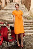 Shabby Apple Bianca Dress Orange
