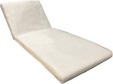 tk.TAKEO KIKUCHI Classics 2 Piece Outdoor Chaise Lounge Cushion Set Classics