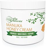 Alöe Wild Naturals Manuka Honey Healing Moisturizer Cream, 8 oz.
