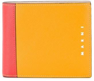 Marni Two-Tone Wallet