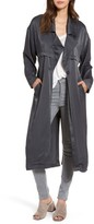 Leith Women's Satin Trench Coat