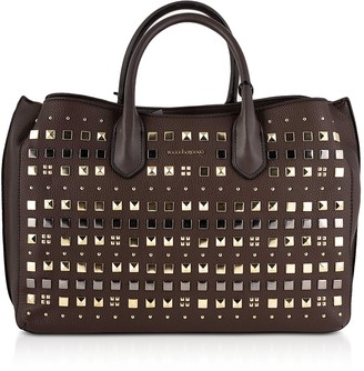 Roccobarocco Sushi Studded Large Tote