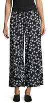 Lafayette 148 New York Cropped Drawstring Pants