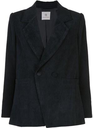 Anine Bing Grace double-breasted blazer