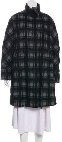 25cc533cd Wool-Blend Down Coat