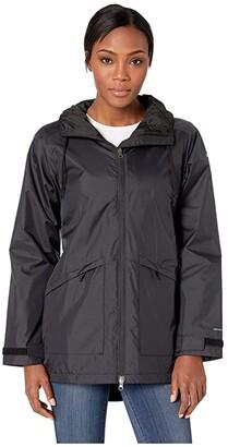 Columbia Arcadiatm Casual Jacket (Black) Women's Coat