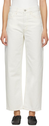 PARTOW White Meyer Jeans