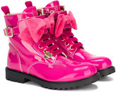MonnaLisa lace-up boots