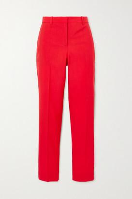 Givenchy Wool Slim-leg Pants - Red
