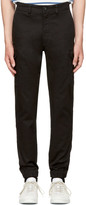 Diesel Black Chi-united Trousers