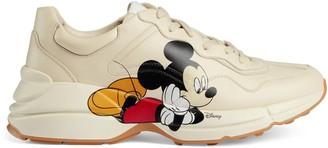 Gucci Men's Disney x Rhyton sneaker