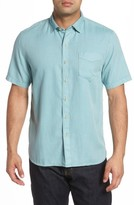Tommy Bahama Men's Dobby Dylan Sport Shirt