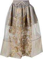Vivienne Westwood 'Nedda' skirt - women - Silk/Viscose - 10