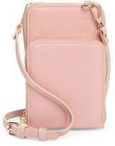 Thumbnail for your product : Mali & Lili Nylon Phone Crossbody Bag