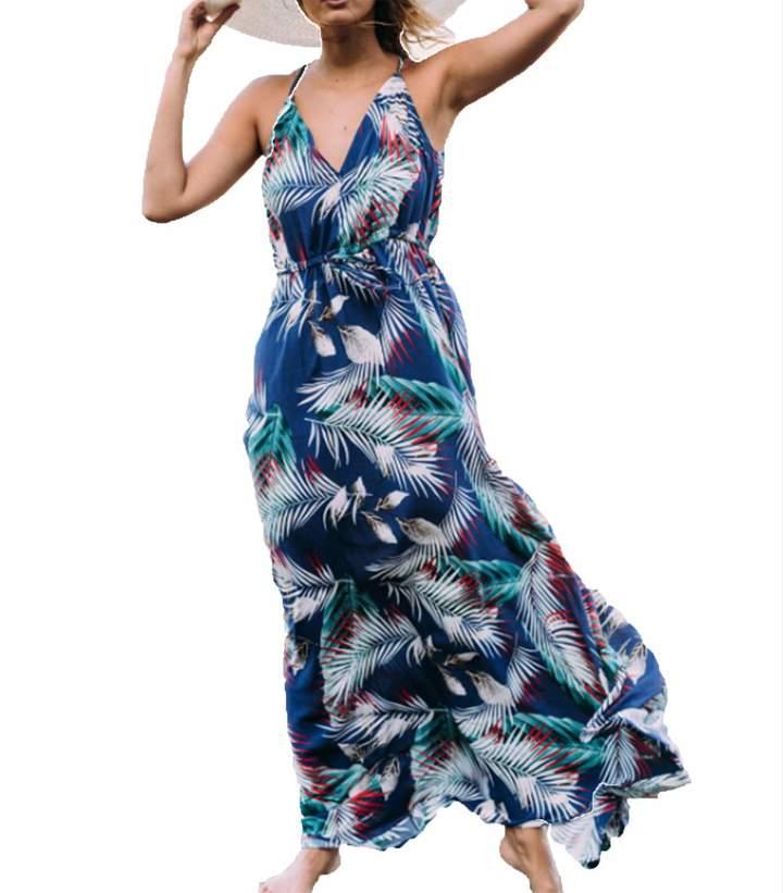dfcd936266 Bohemian Style Maxi Dress - ShopStyle Canada