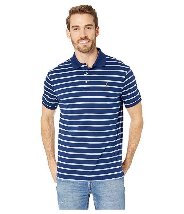 7f9cc7dab Mens Soft Touch Polo Shirts - ShopStyle