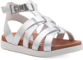 Nina Alpha Gladiator Sandals, Little Girls (11-3) & Big Girls (4.5-10.5)