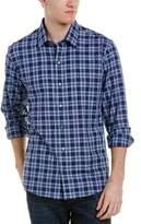 Zachary Prell Leventhal Woven Shirt.