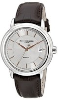 Raymond Weil Men's 2837-SL5-65001 Maestro Analog Display Swiss Automatic Brown Watch