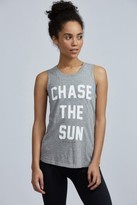 Spiritual Gangster Chase The Sun Muscle Tank
