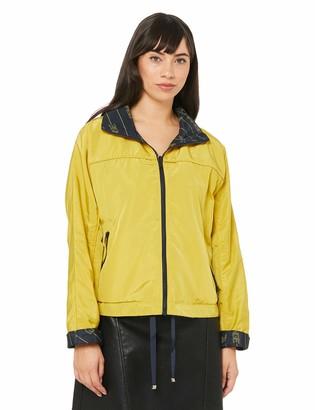 Armani Exchange A|X Women's Nylon Zipper Front Jacket