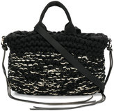 Muun knitted tote