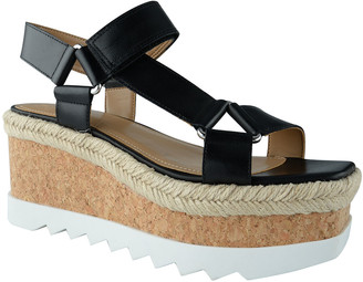 Marc Fisher Gylian Wedge Espadrille Sandals
