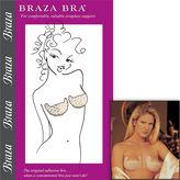 Braza BRA-The original Stick On Bra, Beige, A Cup 1 ea