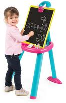 Smoby Pink Plastic Board Easel