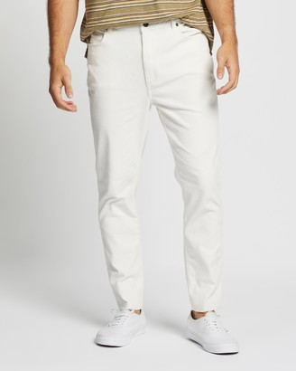 Wrangler Sid Chopped Pants