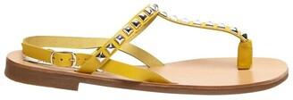 Steve Madden Bizzy Mustard Sandal