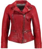 Oakwood Leather jacket feu