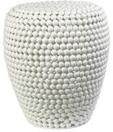 Pols Potten Dot Stool - White