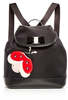 Salvatore Ferragamo Wendy Ladybug Nylon Backpack