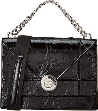 Christian Dior Diorama Leather Shoulder Bag