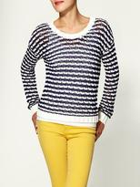 Hive & Honey Chunky Stripe Pullover