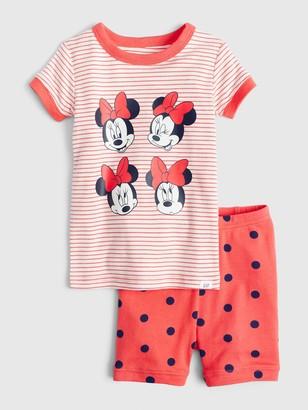 Disney babyGap | Minnie Mouse PJ Set