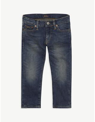 Ralph Lauren Sullivan cotton-blend slim leg jeans 2-18 years