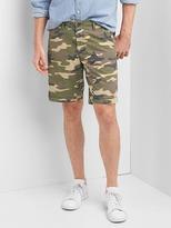 "Gap Camo ripstop shorts (10"")"