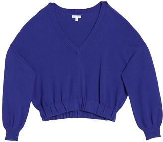 Abound V-Neck Knit Sweater