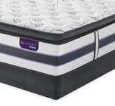 Serta iComfort® HYBRID HB700Q SmartSupportTM Super Pillow Top Low Profile Mattress Set